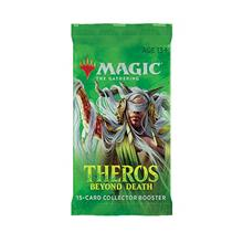 Magic: The Gathering Theros Beyond Death Collector Booster | 15 Card Booster P