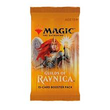 Magic The Gathering MTG Guilds Of Ravnica - 4 Booster Packs