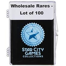 Star City Games 100 Assorted Magic: The Gathering Rares