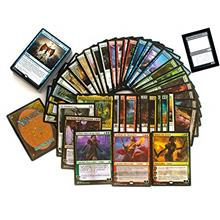 MTG Power Pack 100 Assorted Magic Cards - 10 Mythics, 60 Rares, 25 Foils  & 5