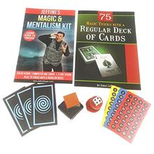 Jeffini Magic Jeffini's Magic  & Mentalism Kit - Color Vision Trick, Computer