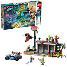 LEGO Hidden Side Shrimp Shack Attack 70422 Augmented Reality [AR] Building Set