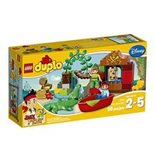 LEGO DUPLO Jake Peter Pan's Visit Building Set 10526