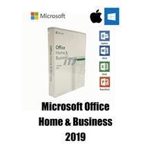 Microsoft Office 2019 Home & Business (Mac/Windows)