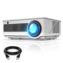 From USA VIVIMAGE Cinemoon 580 Projector1080P Supported, 4000 Lux High Brightn