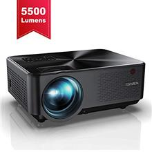 From USA YABER Portable Projector with 5500 Lumen Upgrade Full HD 1080P 200 &q