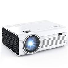 From USA Projector, Crosstour Mini LED Video Projector Home Theater Supporting