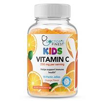 From USA Doctors Finest Vitamin C Gummies for Kids – Vegan, GMO Free  & Glut