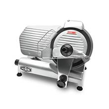 From USA KWS MS-10NT Premium Commercial 320W Electric Meat Slicer 10-Inch with