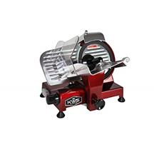 From USA KWS MS-10XT Premium Commercial 320W Electric Meat Slicer 10-Inch in R