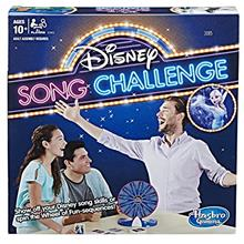From USA Disney Song Challenge