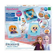 From USA Aquabeads Disney Frozen 2 Playset, Kids Crafts, Beads, Arts and Craft