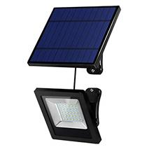 From USA Solar Lights Outdoor, Hikeren IP65 Waterproof Solar Lights(White Ligh