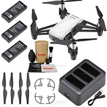 ..../ From USA/ Tello Drone Quadcopter Boost Combo with 3 Batteries, Charging