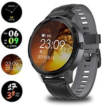 Smart watch, new full touch screen Smartwatch, fitness tracker with HR monitor