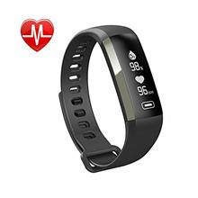 RAFERIAM Fitness Tracker with Heart Rate Monitor Touch Screen Activity Health
