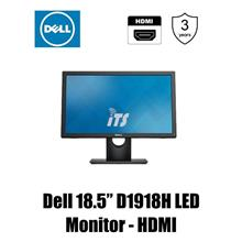 Dell 18.5' D1918H LED Monitor - HDMI