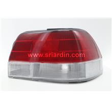 Toyota Corolla AE111 96 Red Clear Tail Lamp
