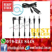 Programming cable 6 in 1