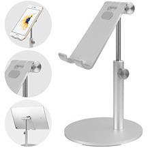 From USA Co-Goldguard Tablet Stand Cell Phone Desk Holder Aluminum Desktop Sta