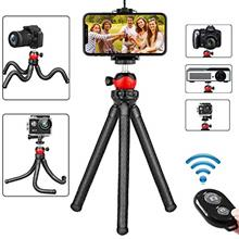From USA Phone Tripod, Flexible Cell Phone Tripod Adjustable Camera Tripod Sta