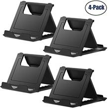 From USA Cell Phone Stand,4 Pack Tablet Stand,Universal Foldable Multi-angle P