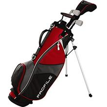 From USA Wilson Golf Profile JGI Junior Complete Golf Set