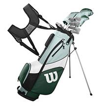 From USA Wilson Golf Profile SGI Women's Complete Golf Set
