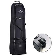 From USA Himal Soft-Sided Golf Travel Bag - Heavy Duty 600D Polyester Oxford W