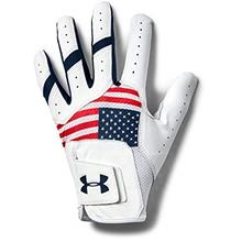 From USA Under Armour Men's UA Iso-Chill Golf Gloves