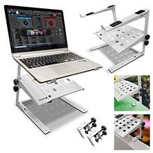 [USAmall] AxcessAbles LTS-03 Two Tier Adjustable Laptop Stand with Desk Clamps