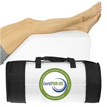 [USAmall] Xtra-Comfort Leg Elevation Pillow - Wedge Elevator Support Cushion f