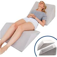 [USAmall] Lisenwood Foam Bed Wedge Pillow Set - Reading Pillow  & Back Support