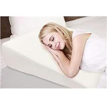 "[USAmall] 7.5 "" Wedge Pillow For Acid Reflux - Dr. Recommended Height, Lu"