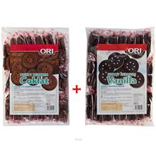 (Set of 2) Vits ORI Chocolate Sandwich Biscuits 630g + ORI Vanilla Sandwich Bi)