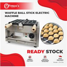 Fresco Waffle Ball Stick Electric Machine