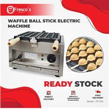 Fresco Waffle Ball Stick Electric Machine