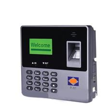 FINGERPRINT TIME ATTENDANCE RECORDER SYSTEM + 2 YEAR WARRANTY