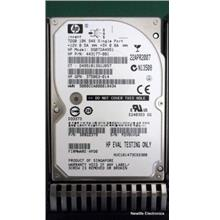 "HP 432321-001 72GB 10K RPM 2.5"" SAS HDD DG072A4951 443177-001"