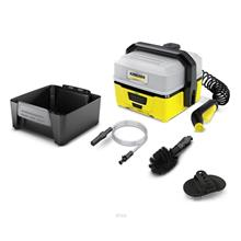 Karcher Outdoor Mobile Cleaner OC3 + Adventure FREE Pet Brush (1.680-016.0))