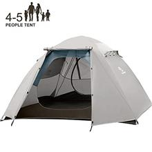 From USA Bessport Camping Tent Lightweight Backpacking Tent Easy Setup for Fam