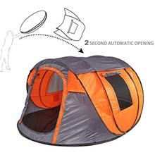 From USA Bravindew Pop Up Tent Instant 3 Second Automatic Opening Waterproof S