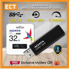 ADATA UV360 Metal USB 3.2 Gen 1 Flash Drive Pendrive Thumb Drive