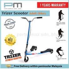 Three Wheeled Swing Scooter - Trizer Scooter ADULT ( TZ 22 COLOR)