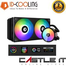 ID-Cooling AIO ICEFLOW 240 240mm WATER COOLING ARGB AIO Liquid Cooler