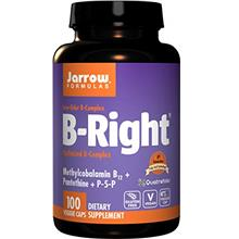 US. Jarrow Formulas B-right Complex, Supports Engery, Brain and Cardiovascular