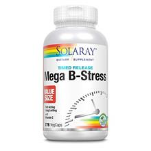 US. Solaray Mega Vitamin B-Stress, Two-Stage Timed-Release | Specially Formula