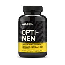 US. Optimum Nutrition Opti-Men, Vitamin C, Zinc and Vitamin D, E, B12 for Immu