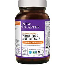 US. New Chapter Men's Multivitamin, Every Man's One Daily, Fermented with Prob