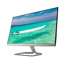 "From USA New HP 27f Display 27 "" Full HD IPS Ultra-Slim Backlit LED Micro"